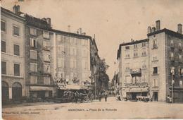 Annonay- Place De La Rotonde - Annonay