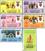 Ref. 318186 * NEW *  - QATAR . 1973. 25th ANNIVERSARY OF THE DECLARATION OF THE HUMAN RIGHTS. 25 ANIVERSARIO DE LA DECLA - Qatar