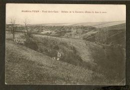CP- Fond-de-la-Cuve - Défaite De La Cavalerie Allemande Dans Le Ravin - MARS-la-TOUR (54) - Autres Communes