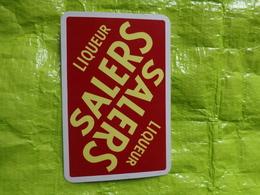 1 Carte -distillerie SALERS - Unclassified