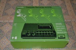 Philips Cassette Recorder N2215 - Lecteur Cassette - Other