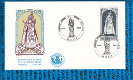 Belgie Cover - O.L.V. Virga Jesse 1967 - 1961-70