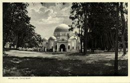 Tanzania, ZANZIBAR, Museum (1930s) Postcard - Tanzania