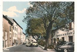 La Garde Freinet - Automobiles - Dauphine - Hostellerie De La Mairie -   CPSM ° - La Garde Freinet