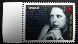 Azoren 456 A **/mnh, EUROPA/CEPT 1996, Berühmte Frauen - Azoren