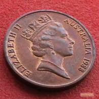 Australia 2 Cents 1988 KM# 79  Australie Australien - Others