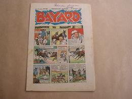 BAYARD N° 156 Année 1949 Prisonniers Des Patagons Bourgeois Boitaclou Marinelli Bois Gentil Ronan Salon Automobile - Revistas Y Periódicos