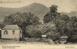 Mauritius Maurice, PORT-LOUIS, House In The Surroundings (1910s) Postcard - Mauritius
