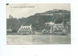 Namur Kursaal Et La Citadelle ( Péniche ) - Namur