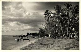 Mauritius Maurice, PORT LOUIS, La Baie Du Tombeau (1954) Postcard - Mauritius