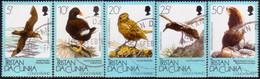 TRISTAN DA CUNHA 1989 SG #473-77 Compl.set Used Fauna Of Gough Island - Tristan Da Cunha