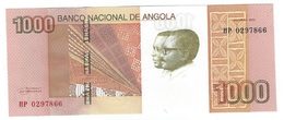 Angola - 1000 Kwanzas 2012 - UNC - Angola