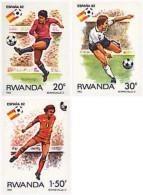 Ref. 339578 * NEW *  - RWANDA . 1982. FOOTBALL WORLD CUP. SPAIN-82. COPA DEL MUNDO DE FUTBOL. ESPAÑA-82 - Rwanda