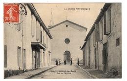 26 DROME - BOURG DE PEAGE Rue De L'Eglise (voir Descriptif) - Autres Communes