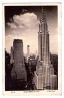 1061 - Chysler-Building - New-York - U.S.A. - W.M. Frange - N°48 - Autres Monuments, édifices