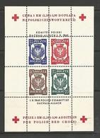 POLOGNE Bloc 1 Du Camp De DACHAU-ALLACH  Pour Personnes Déplacées (Polonais) En 1945. - 1939-44: 2ème Guerre Mondiale