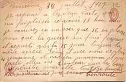 GUERRE 1914-1915 HEBUTERNE LA BRIQUETERIE,VUE INTERIEURE  REF 55903 - France