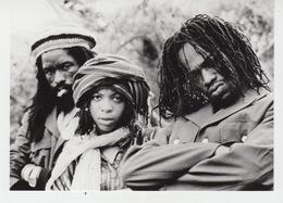 PHOTO ORIGINALE 18X13 / BLACK UHURU - REGGAE - JAMAÏQUE - 1978 - Célébrités