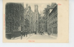 ROYAUME UNI - ENGLAND - BERKSHIRE - ETON - Keats Lane - Altri