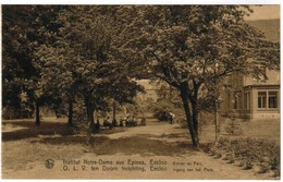 Eeklo, Eecloo, O.L.V Ten Doorn Inrichting, Ingang Van Het Park (pk44242) - Eeklo