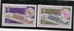 Polynésie N°80/81 - Neuf * Avec Charnière - TB - Neufs