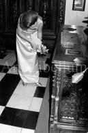 Postcard / ROYALTY / België / Belgique / Koningin Fabiola / Reine Fabiola / Kasteel Van Groot-Bijgaarden / 1971 - Dilbeek