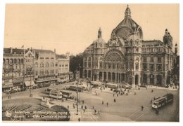 (324) Very Old Postcard - Belgium - Antweerp / Anvers - Antwerpen