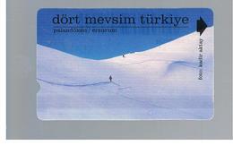 TURCHIA  (TURKEY)  -  2001  ERZURUM, WINTER     - USED - RIF. 10776 - Turquie