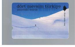 TURCHIA  (TURKEY)  -  2001  ERZURUM, WINTER     - USED - RIF. 10776 - Turkey
