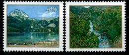 Yugoslavia 1978: European Nature Protection. MNH(**) - 1945-1992 Repubblica Socialista Federale Di Jugoslavia