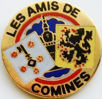 BB 572...  ECUSSON.......COMINES......département Du Nord Et De La Région Hauts-de-France - Ciudades