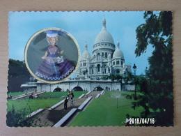 Poupée Parisienne - Cartes Postales