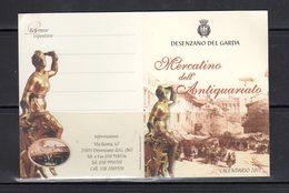 Desenzano Del Garda (BS) - Mercatino Dell'Antiquariato - Calendario 2011 - - Formato Piccolo : 2001-...