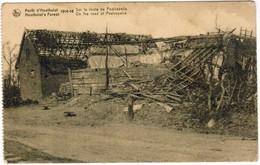 Houthulst, Fôter D'Houthulst 1914-18, Sur La Route De Poelcapelle  (pk44250) - Houthulst