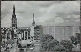 The Cathedral, Coventry, Warwickshire, C.1970 - Postcard - Coventry