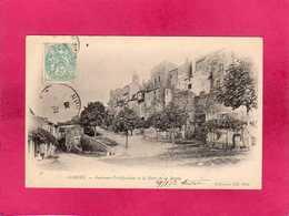 81 Tarn, Cordes, Anciennes Fortifications Et La Porte De La Jeanne, 1903, (ND Phot) - Cordes