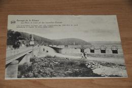 1093- Le Barrage De La Gileppe - Animée - Gileppe (Stuwdam)