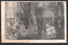 54-Camp De Lunéville En 1830, Estamps De Lamy, Une Suspension D'armes - Luneville