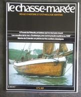 Jg5.05- CHASSE-MAREE N°5 1982 - Cordiers Du Cotentin Meunier & Moulin à Maree Gabares Dunkerque Flandre XVIIIe - Books, Magazines, Comics