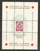 POLOGNE Bloc 16 Du Camp De DACHAU-ALLACH  Pour Personnes Déplacées (Polonais) En 1945. - 1939-44: 2ème Guerre Mondiale