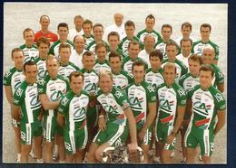 CYCLISME EQUIPE CREDIT AGRICOLE 2007 - Cyclisme