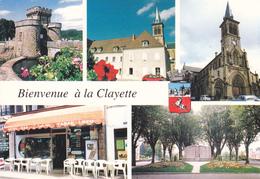 71 LA CLAYETTE / MULTIVUES / BLASON - Autres Communes
