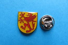 Pin's, Ville, Blason, Wappen - Cities