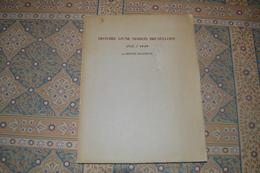 Histoire D'une Maison Bruxelloise 1315/1949 Par Berthe Delepinne - Libri, Riviste, Fumetti
