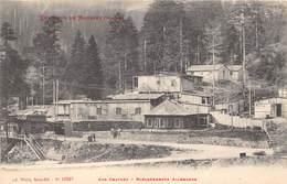 88-ENVIRONS DE MOUSSEY- AUX CHAVONS - BARAQUEMENTS ALLEMANDS - Moussey