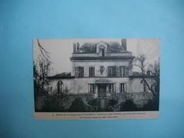 DEVILLE LES ROUEN   - 76 -  Maison De Campagne Des Flaubert  -  Seine Maritime - France