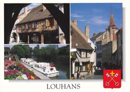 71 LOUHANS / MULTIVUES / BLASON - Louhans