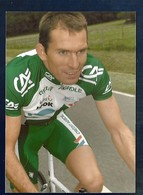 CYCLISME PATRICE HALGAND - EQUIPE CREDIT AGRICOLE 2007 - Cyclisme