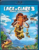 """L'age De Glace 3 - Blu-ray  """"  Le Temps Des Dinosaures  """" - Ciencia Ficción Y Fantasía"""