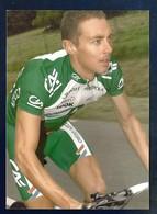 CYCLISME CHRISTOPHE EDALEINE - EQUIPE CREDIT AGRICOLE 2007 - Cyclisme